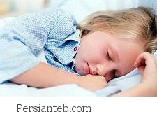 علت های ترس شبانه کودکان