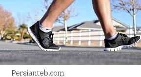 10000 قدم پیاده روی