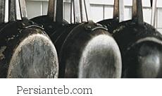 ظروف آهنی