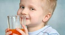 نوشیدن آب هویج