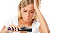مقابله با ریزش مو