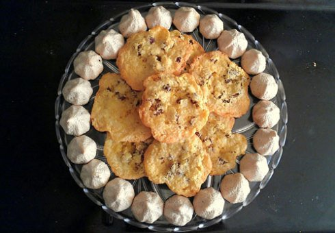 شیرینی نارگیلی 2