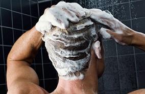 هر روز حمام نکنید