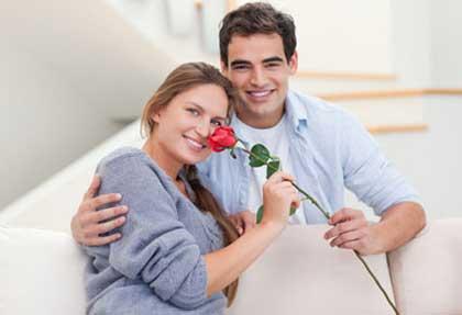 آرامش دادن به همسر