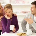 ازدواج کردن با وجود مخالفت خانواده