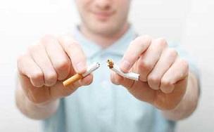 پس از ترک سیگار