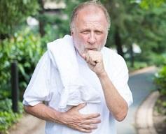 درمان سرفه سالمندان
