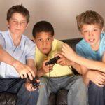 مشکلات بازی های کامپیوتری برای کودکان