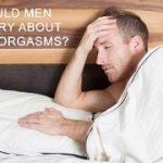 ارگاسم خشک در مردان چیست؟