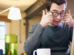 روش های رفع خستگی چشم بر اثر استفاده زیاد