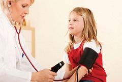 فشار خون در خردسالان