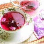 آشنایی با خواص بی نظیر چای گل سرخ