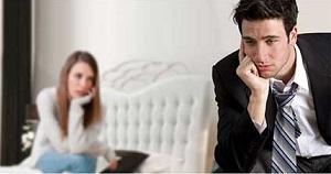 کاهش میل جنسی در مردان