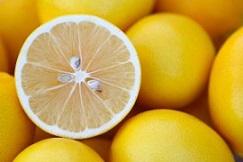 مصرف لیمو شیرین