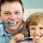روش صحیح شست و شوی دندان ها