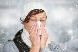 تغییرات بدن در فصل سرما