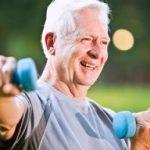 نرمش های مفید برای افراد مسن