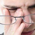 قی کردن چشم چیست؟