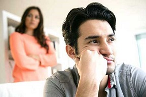 بدبینی نسبت به شوهر