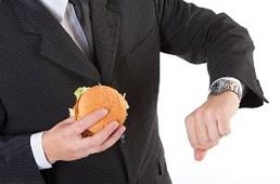 سرعت غذا خوردن
