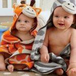 نکات مهم در مورد حمام کردن کودکان در زمستان