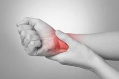 علت های درد مچ دست