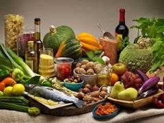 غذاهای مدیترانه ای