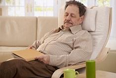 علت های خستگی در سالمندان