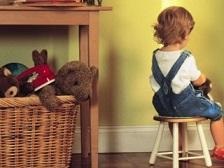 سر به راه کردن کودک بی نظم
