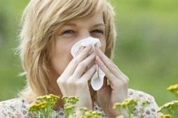 جلوگیری از آلرژی فصل بهار