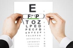 علت های کم بینایی