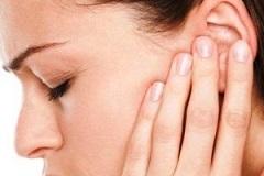 جوش های دردناک درون گوش