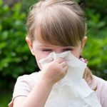 روش های تشخیص حساسیت در کودکان