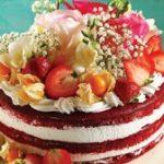 روش درست کردن کیک قرمز مخملی