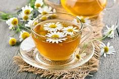 نحوه صحیح مصرف چای بابونه