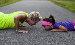 کم هوشی افراد با ورزش