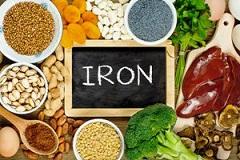روش های جذب بهتر آهن در بدن