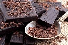 تاثیر شکلات بر روی سکته قلبی