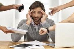 مهار کردن فشار عصبی و روحی