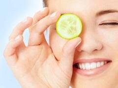 درمان چشم پف آلود