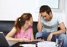 جر و بحث کردن با همسر