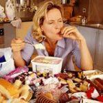 مقابله با پرخوری ناشی از اضطراب و استرس