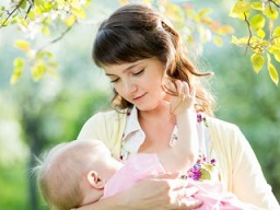 شیر مادر از دید طب سنتی