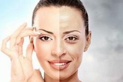 درمان خشکی پوست با مواد غذایی