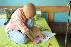 نشانه های سرطان در کودکان