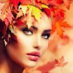 روش آرایش پاییزی برای بانوان