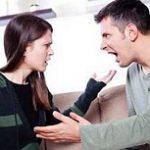 واکنش به همسر پرخاشگر چگونه باشد؟
