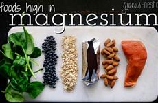 ۱۳ خوراکی دارای منبع منیزیم