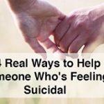 افکار خودکشی در نوجوانان + درمان خودکشی
