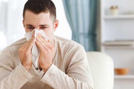 آلرژی ، مکان های آلرژی ، علت آلرژی
